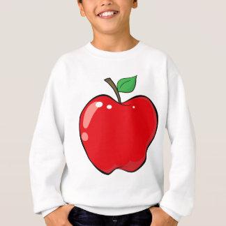 Beautiful Red Apple Fruit Sweatshirt