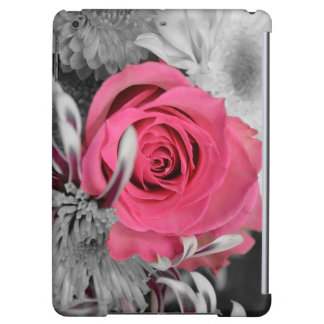 Beautiful red Rose iPad Air Covers