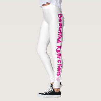 Beautiful Reflections yoga pants