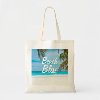 Beautiful Relaxing Beach Bliss Tote Bag