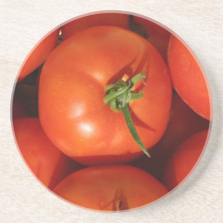 Beautiful Ripe Homegrown Tomatoes Coaster