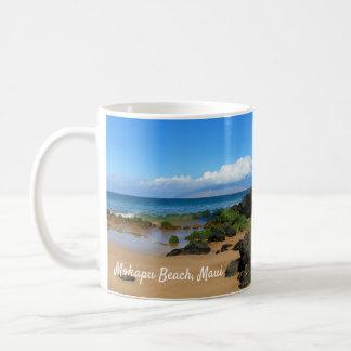 Beautiful Rocks on a Maui Beach Mug