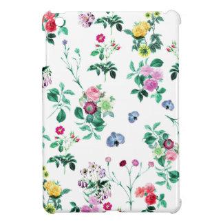 Beautiful romantic Girly Flower Design iPad Mini Covers