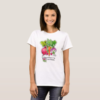 Beautiful Root Vegetables T-Shirt