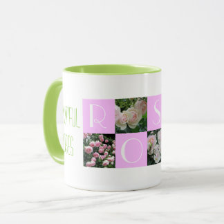 Beautiful Roses Mug
