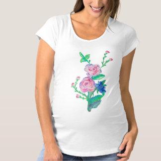 Beautiful roses, Women's Maternity T-Shirt