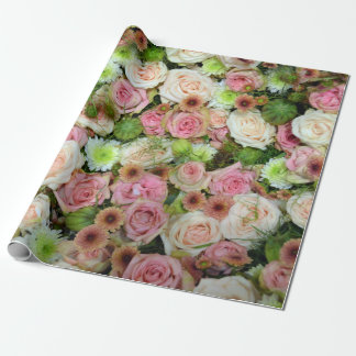Beautiful Roses Wrapping Paper