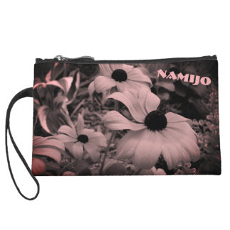 Beautiful, Rosy And Never Dull Wristlet