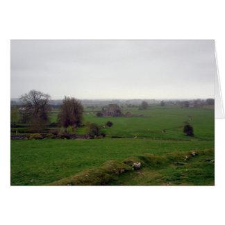 Beautiful Rural Ireland Note Card