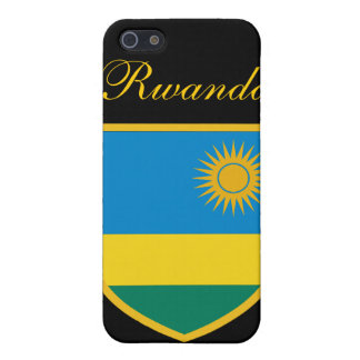Beautiful Rwanda Flag Case For The iPhone 5