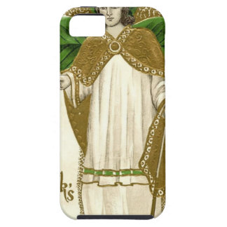 Beautiful saint patrick old poster iPhone 5 case