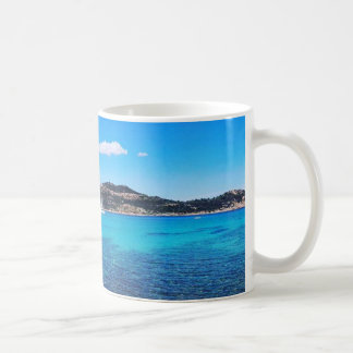 beautiful sardinia mug