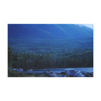 Beautiful Scenic View From Maine Canvas Print