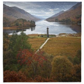 Beautiful Scotland Napkin