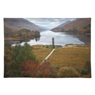 Beautiful Scotland Placemat