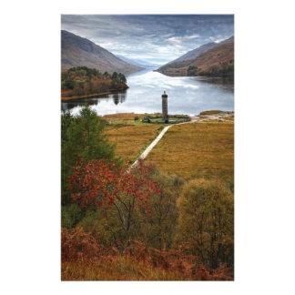 Beautiful Scotland Stationery