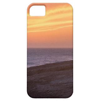 Beautiful Seascape Sunset - Guinho, Portugal Case For The iPhone 5