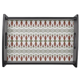 Beautiful Serving Tray In Browns