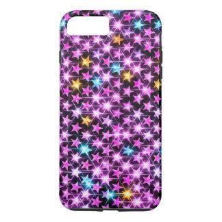 beautiful shiny stars iPhone 8 plus/7 plus case