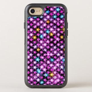 beautiful shiny stars OtterBox symmetry iPhone 7 case