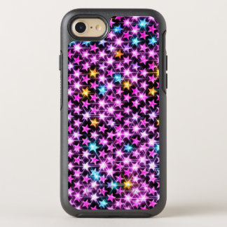 beautiful shiny stars OtterBox symmetry iPhone 8/7 case