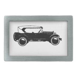 Beautiful & Simple Vintage Car Belt Buckle