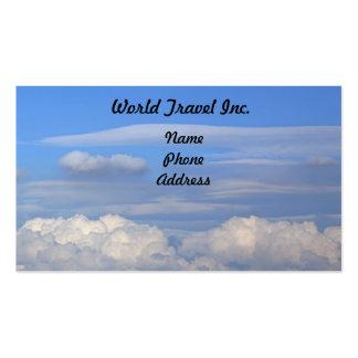Beautiful Sky and Cloud Panorama Business Card