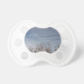 Beautiful sky pacifier