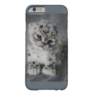 Beautiful Snow Leopard Kit I-phone Case