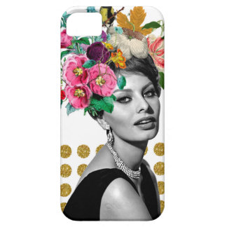 Beautiful Sophia Case For The iPhone 5