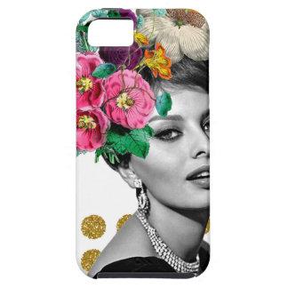 Beautiful Sophia iPhone 5 Case