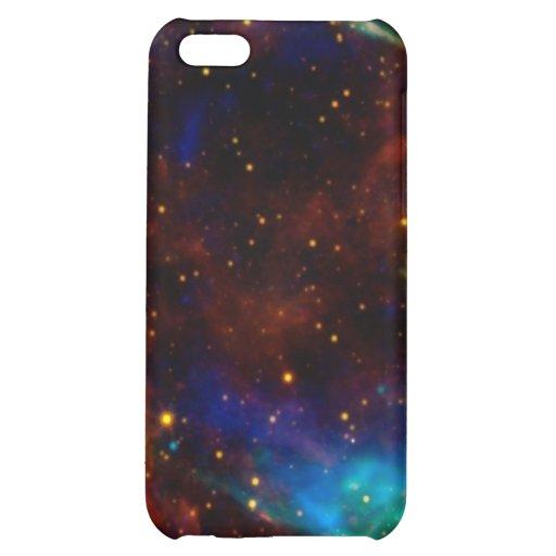 Beautiful space image iPhone 5C cases