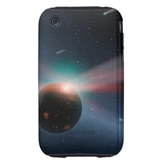 beautiful space image tough iPhone 3 case