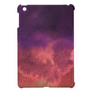 Beautiful Spring Abstract Watercolors Cover For The iPad Mini