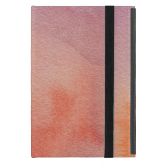 Beautiful Spring Abstract Watercolors iPad Mini Case