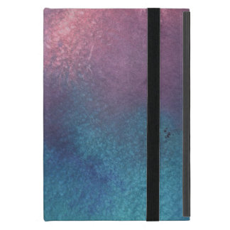 Beautiful Spring Abstract Watercolors iPad Mini Cover