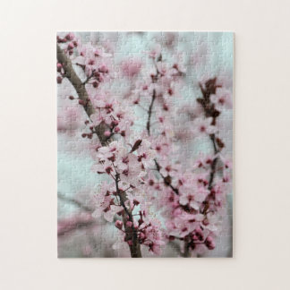 Beautiful Spring Cherry Blossom Jigsaw Puzzle