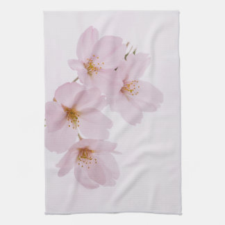Beautiful spring cherry blossoms in Tokyo Kitchen Towel