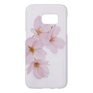 Beautiful spring cherry blossoms in Tokyo Samsung Galaxy S7 Case
