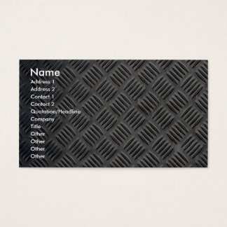 Beautiful Stainless steel Business Card