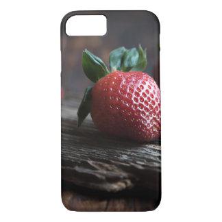 Beautiful Strawberries iPhone 7 Case