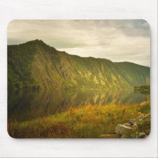 Beautiful summer landscape mouse pad