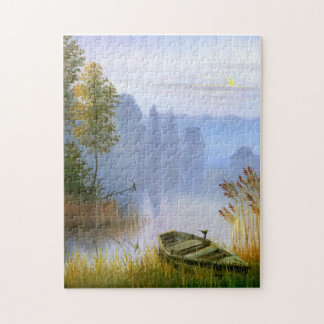 Beautiful Summer Painting Puzzle
