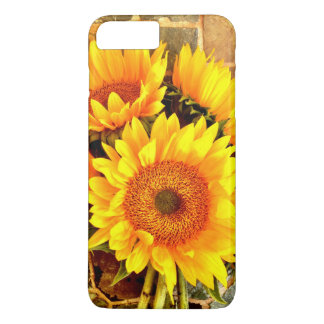 Beautiful Sunflower Bouquet iPhone 7 Plus Case