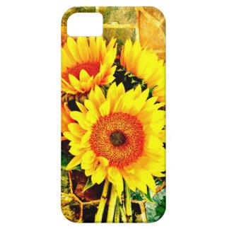 Beautiful Sunflowers iPhone 5 Case