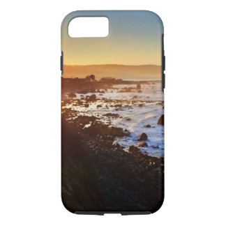 Beautiful Sunrise Over the Cliffs of Crescent City iPhone 7 Case