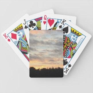 Beautiful Sunset Card Holder
