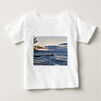 Beautiful Sunset in Montego Bay, Jamaica Baby T-Shirt