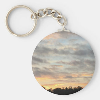 Beautiful Sunset Key Chain