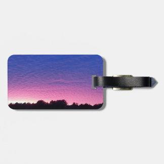 Beautiful Sunset Luggage Tag